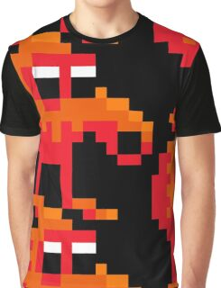 Qbert Graphic T-Shirt