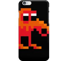 Qbert iPhone Case/Skin