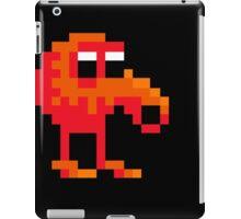 Qbert iPad Case/Skin
