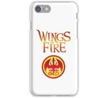 Wings of Fire iPhone Case/Skin