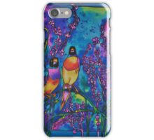 Gould Finches iPhone Case/Skin