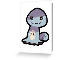 Pokemon - Water Greeting Card