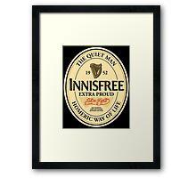 Innisfree Framed Print