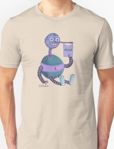 "The Robot That Says ""Hello"" T-Shirt"