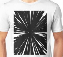Blast...from the Past! (Light Beams) Unisex T-Shirt