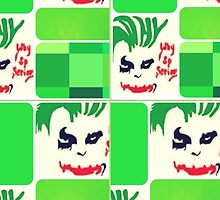 Why So Serious by Angie Oviedo