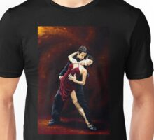 The Passion of Tango Unisex T-Shirt