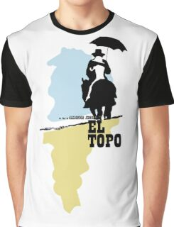 The mole - metaphysical western by Jodorowsky  (coloured) Graphic T-Shirt