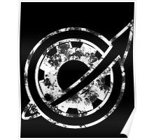 steins; gate- future gadget lab emblem Poster