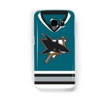 San Jose Sharks Heritage Jersey Samsung Galaxy Case/Skin