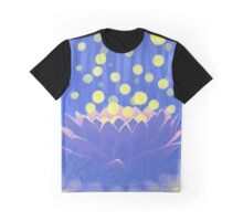 Flower of Healing Graphic T-Shirt