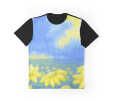 Fields of Sun Graphic T-Shirt