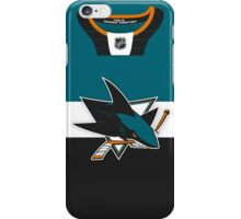 San Jose Sharks 2015 Stadium Series Jersey iPhone Case/Skin