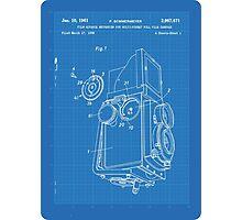 Rolleiflex patent 1961 Photographic Print