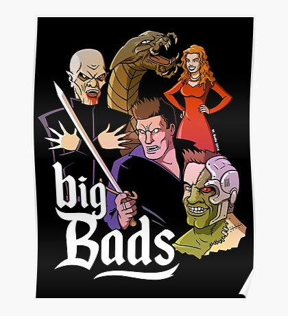 Big Bads Poster
