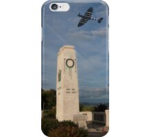 Battle of Britain Memorial flight iPhone Case/Skin