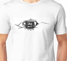 My Eye is on the Mountains Unisex T-Shirt