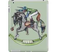 Day at the Races iPad Case/Skin