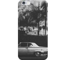 Vintage auto  iPhone Case/Skin