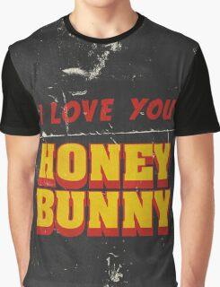 HONEY BUNNY Graphic T-Shirt
