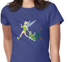 Tinker Bell Quinzel Womens Fitted T-Shirt