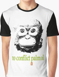 NO CONFLICT PALM OIL Graphic T-Shirt