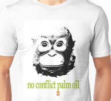 NO CONFLICT PALM OIL Unisex T-Shirt