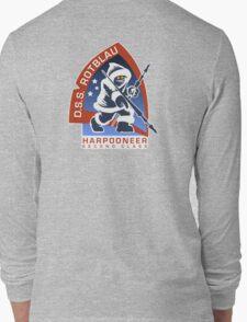 Harpooneer Second Class Insignia Long Sleeve T-Shirt