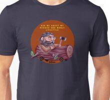 Mr. Mountain Man Unisex T-Shirt