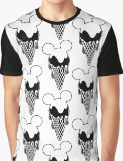 Mickey Ice Creams Graphic T-Shirt