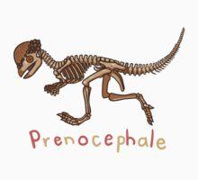 Extinct Lil' Prenocephale Kids Tee
