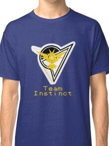 Team Instinct Pokèmon Go Classic T-Shirt