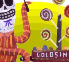 Ring Ring, Golosinas!  Sticker