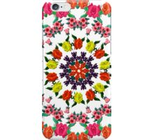 Romantic Vector Floral Pattern iPhone Case/Skin