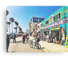 Hello Venice  Canvas Print