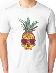 Skull Pineapple Unisex T-Shirt