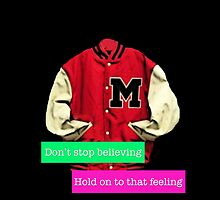 don't stop believing by iheartcory