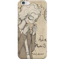 The Letter iPhone Case/Skin