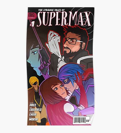 Supermax! Poster