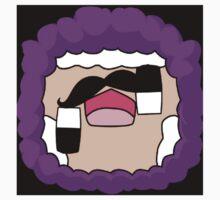 Purple Shep - ExplodingTNT Kids Tee