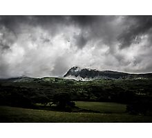 Clouds over Cader Idris Photographic Print
