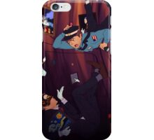 Art Theif Hannibal iPhone Case/Skin