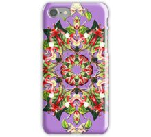 floral wreath iPhone Case/Skin