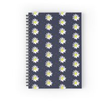 Daisies and dots Spiral Notebook