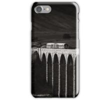 Evening local, Ribblehead, Yorkshire, England. iPhone Case/Skin