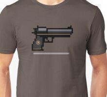 Pixel art // Desert Eagle Unisex T-Shirt