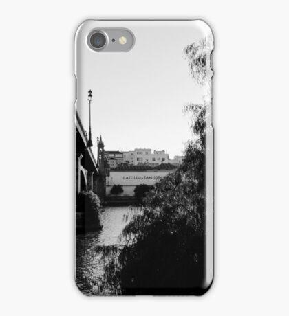 Seville - Triana bridge iPhone Case/Skin