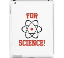 For Science! iPad Case/Skin