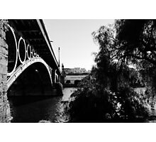 Seville - Triana bridge Photographic Print