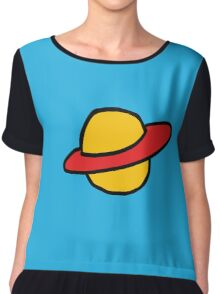 Chuckie Finster Halloween Costume Planet Saturn Chiffon Top